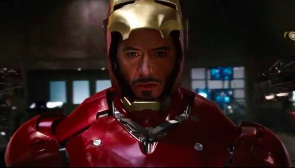 Iron Man Movie http://www.imdb.com/title/tt0371746/